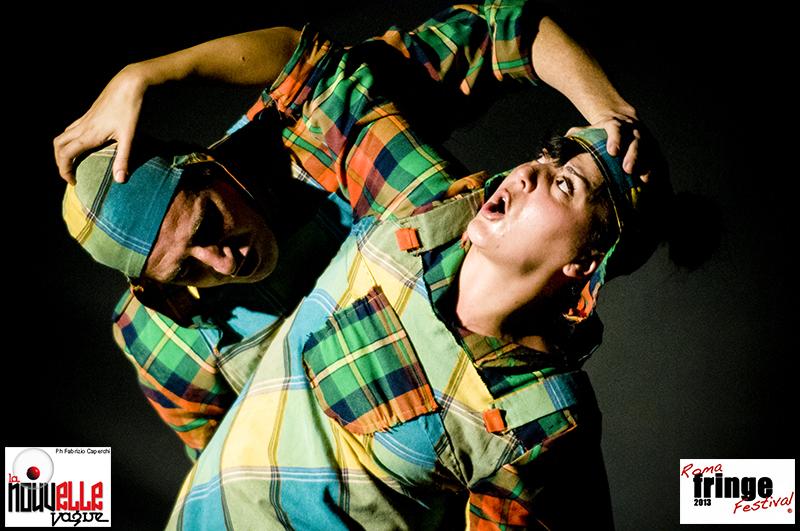 Roma Fringe Festival 2013 - Il bambino che verrà - Foto di Fabrizio Caperchi