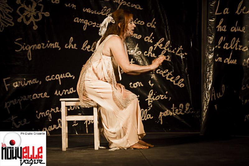 Roma Fringe Festival 2013 - Il velo della sposa e l'abecedario - Foto di Giulio Crisante