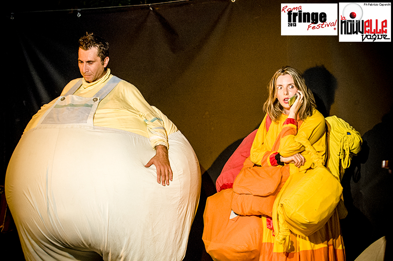 Roma Fringe Festival 2013 - Io sono la luna - Foto di Fabrizio Caperchi