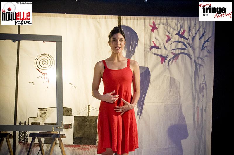 Roma Fringe Festival 2013 - Lei gli direbbe - Foto di Fabrizio Caperchi