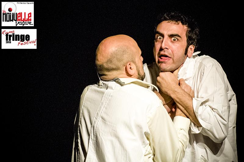 Roma Fringe Festival 2013 - Microstorie - Foto di Fabrizio Caperchi