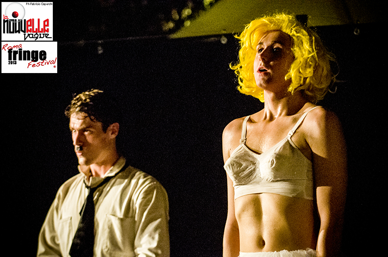 Roma Fringe Festival 2013 - Nuclear Love Affair - Foto di Fabrizio Caperchi