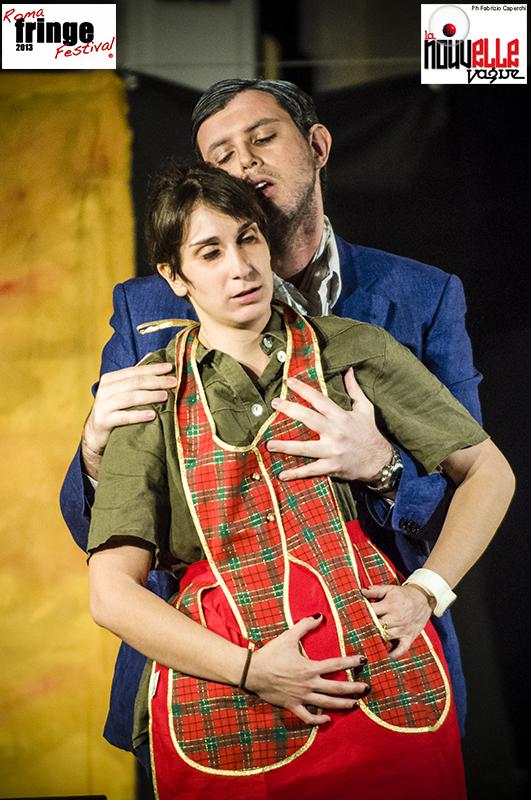 Roma Fringe Festival 2013 - Senso Unico - Foto di Fabrizio Caperchi