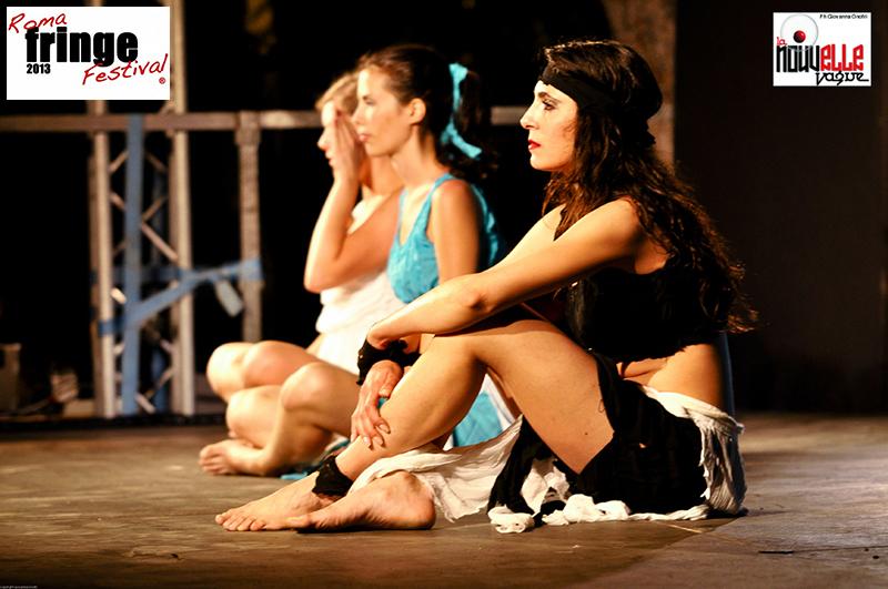 Roma Fringe Festival 2013 - Sirene - Foto di Giovanna Onofri