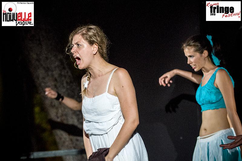 Roma Fringe Festival 2013 - Sirene - Foto di Fabrizio Caperchi