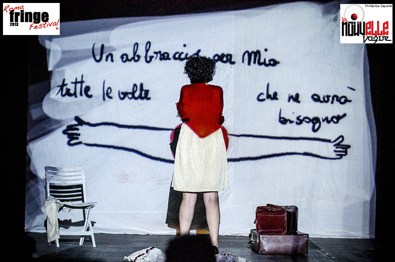 #Tessuto @ Roma Finge Festival 2013