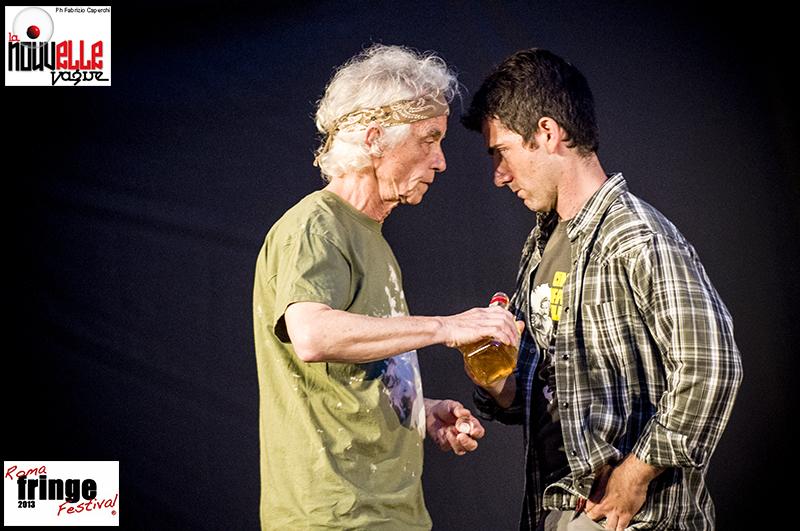 Roma Fringe Festival 2013 - Testaccio spara - Foto di Fabrizio Caperchi