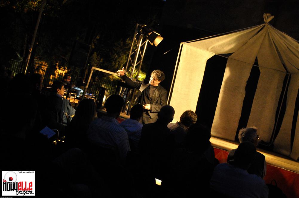 Roma Fringe Festival 2013 - The Flying Pinter Circus - Foto di Giovanna Onofri