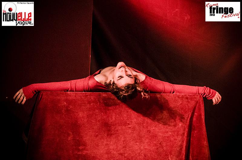 Roma Fringe Festival 2013 - Viaggio in un incubo - Foto di Fabrizio Caperchi