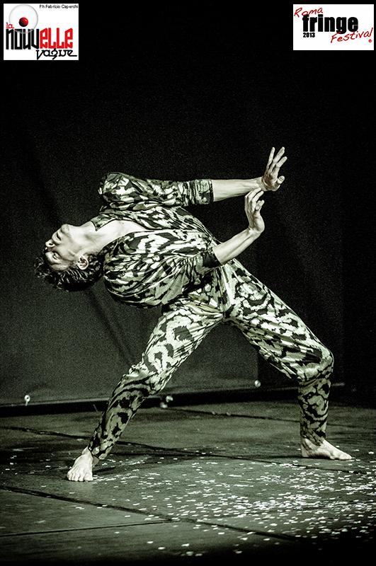 Roma Fringe Festival 2013 - Wo/Man - Foto di Fabrizio Caperchi