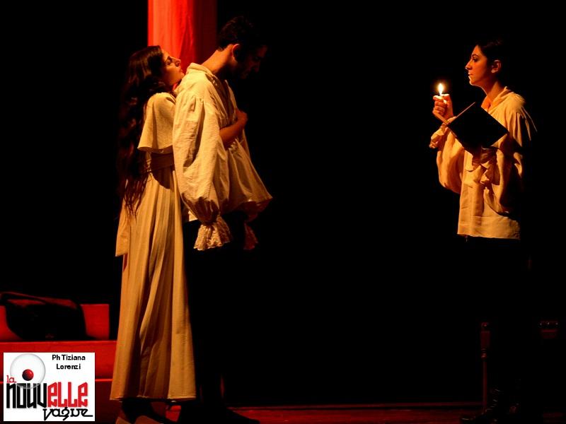 Romeo e Giulietta di Mimmo Strati - Foto di Tiziana Lorenzi