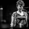 SHAYNA STEELE & BAND - Shayna Steele: voice; David Cook: piano, keys; Luca Campaner: guitar; Nicholas D'Amato: bass; Ross Pederson: drums - Photo Fabrizio Caperchi
