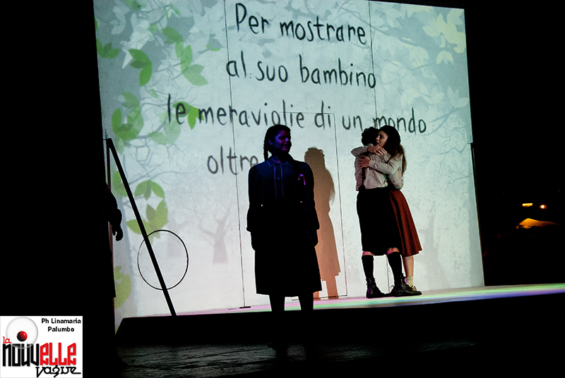 Spring Awakening Milano - On stage