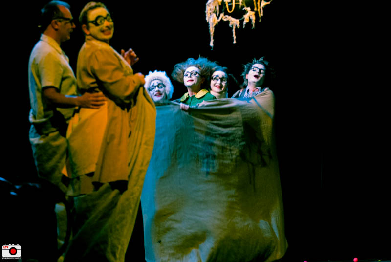 The Family del Teater Semianyki al Politeama Rossetti di Trieste -  OnStage