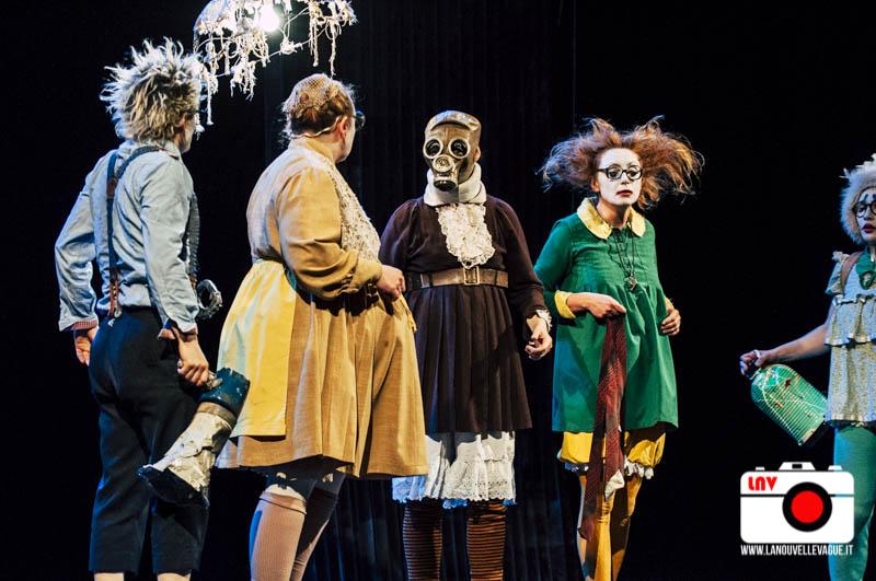 Teatr Semianyki con The Family al Politeama Rossetti, Trieste