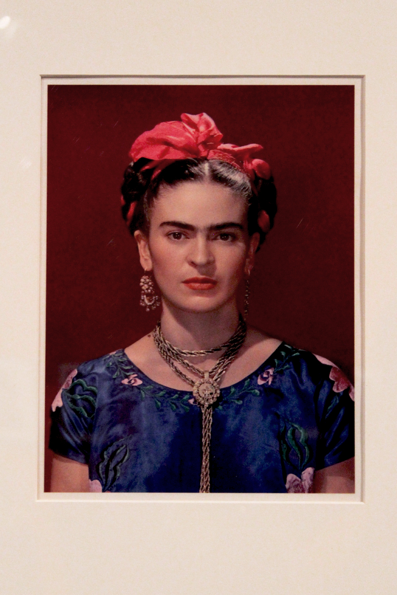 The importance of being Frida - Foto di Micaela Lattanzio