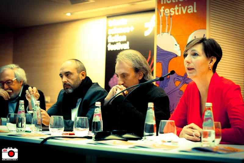 Trieste Science Fiction, tra scienza e fantascienza.