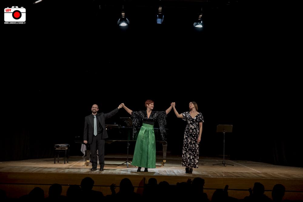 Prime donne con Veronica Simeoni, Michele D'Elia e Anna Foglietta