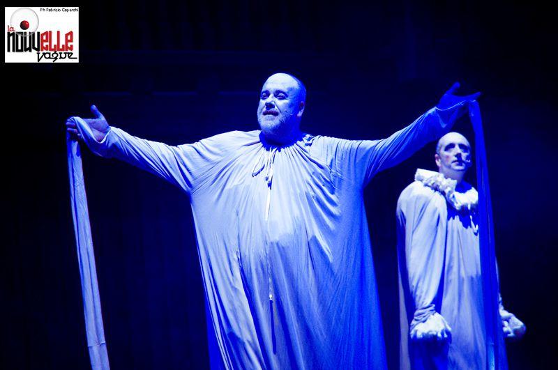 Fool. I comici in Shakespeare @ Globe Theatre, Roma 27/06/2012