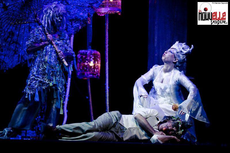 Sogno di una notte di mezza estate @ Globe Theatre, Roma