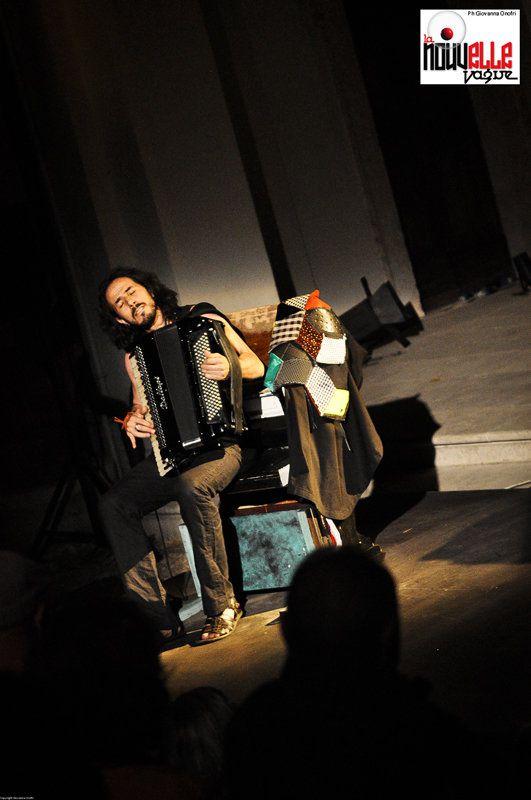 Cibami al FontanonEstate 2012, Roma