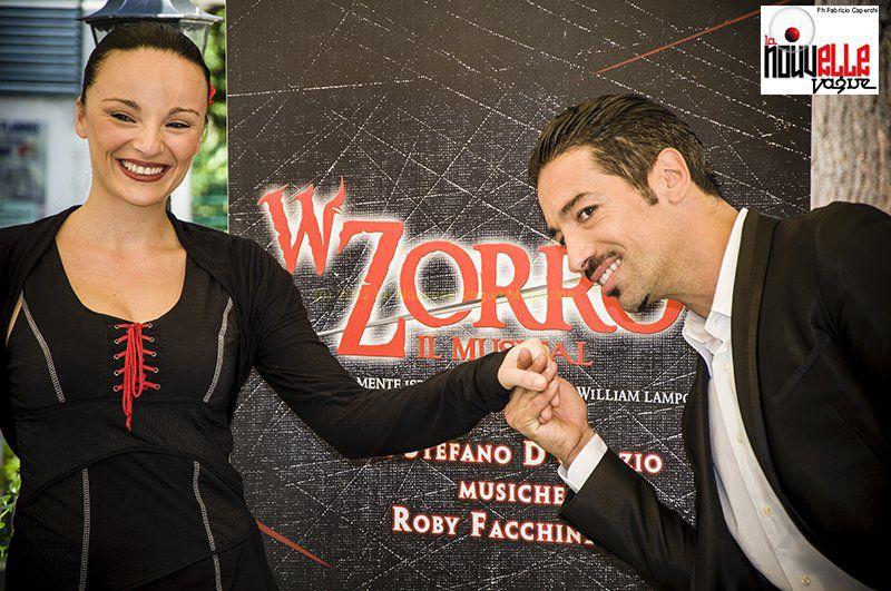 Conferenza Stampa Zorro il Musical