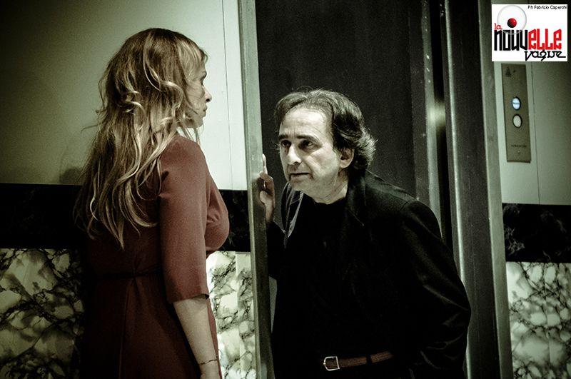 Ti amo, Maria al Teatro dell'Angelo, Roma