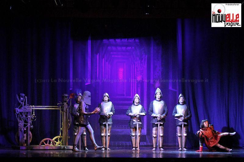 Shrek al Teatro Nuovo di Milano