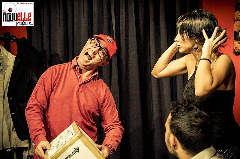 Quando un uomo @ Teatro Antigone, Roma