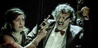 Eleuterio e Sempre Tua @ Teatro Belli, Roma - Foto di Fabrizio Caperchi
