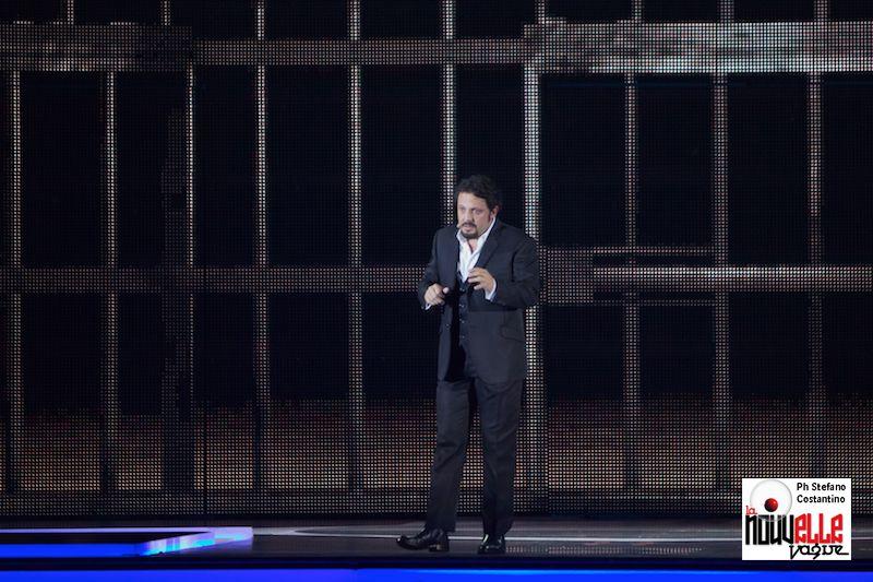Enrico Brignano al Gran Teatro di Roma