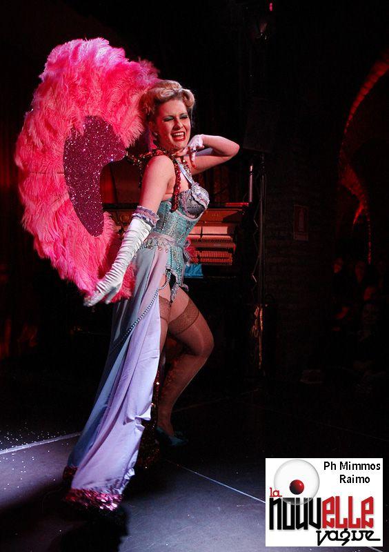 Roma Burlesque Festival 2012 al Micca Club