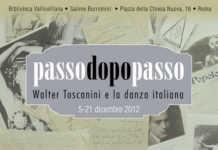 Walter Toscanini e la danza italiana.