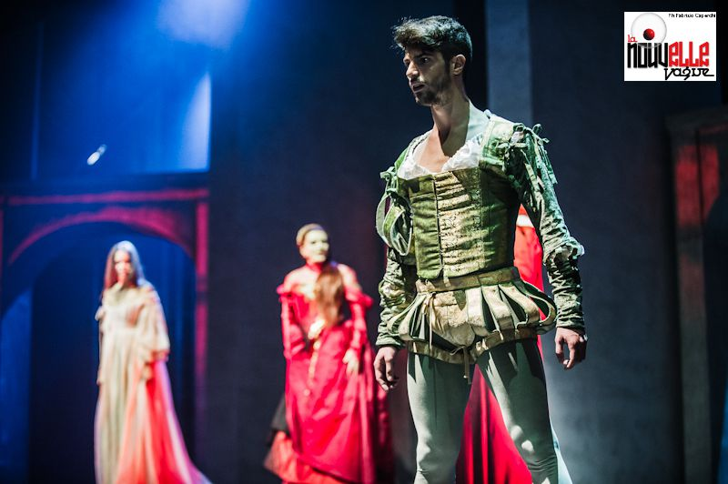 Romeo & Giulietta - Ama e cambia il mondo. Prove aperte