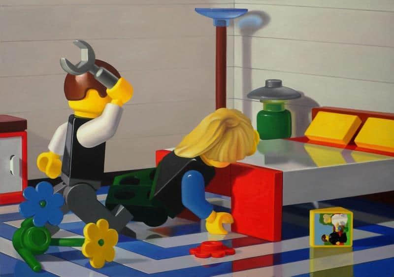 Il gioco serio dei Lego. Il favoloso mondo di Stefano Bolcato.