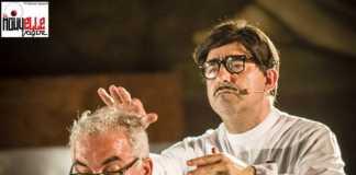 Elio in Figaro il barbiere - Foto di Fabrizio Caperchi