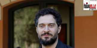 Claudio Santamaria è il Maestro Manzi - Foto di Alessandro Giglio