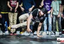 DIF2014: Contest Break 1vs1 - Foto di Fabrizio Caperchi