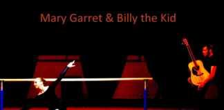 MARY GARRET & BILLY THE KID