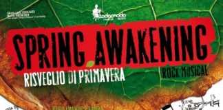 Spring Awakening cerca giovani cantanti