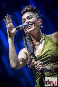 Nina Zilli a Villa Ada - Roma incontra il mondo