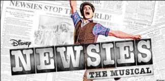 Newsies il musical