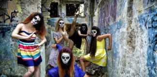Teatro Greco: The Vanity Monsters
