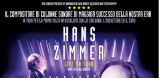 Hans Zimmer & His Band per la prima volta in Italia