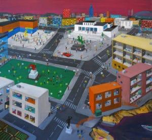 ELECTRIC SKY – Mostra personale di Staš Kleindienst @ Atelier Home Gallery   Trieste   Friuli-Venezia Giulia   Italia