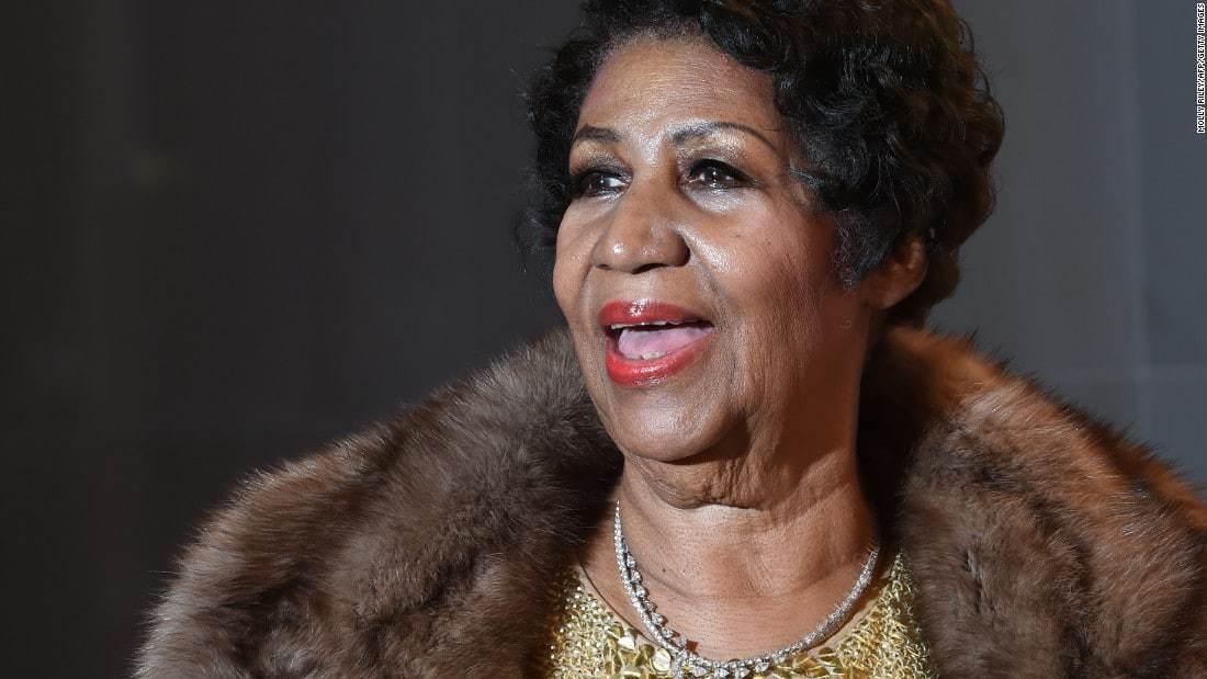 Aretha Franklin annuncia il ritiro dalle scene a 75 anni