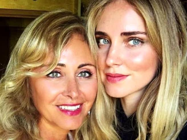 Marina Di Guardo e Chiara Ferragni