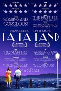 La La Land candidato come miglior film agli Oscar 2017