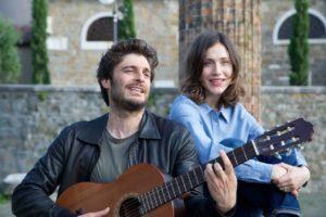 La Porta Rossa - Lino Guanciale (Cagliostro) e Gabriella Pession (Anna)
