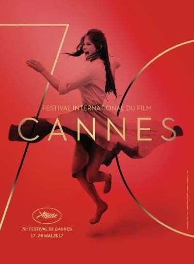 Claudia Cardinale nel poster del Festival de Cannes 2017